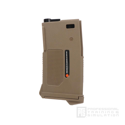 PTS ENHANCED POLYMER MAGAZINE SHORT (EPM1-S) -- Tan