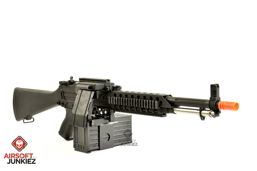 G&P Stoner M63A1 SAW Machine Gun AEG