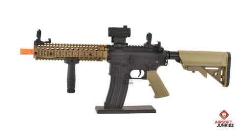EMG / Specna Arms EDGE Series | Black & Tan MK18