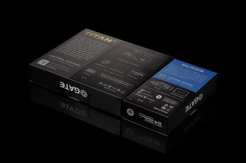 Gate Titan V2 Expert Blu-Set Rear wire (TTN2-ASR2)