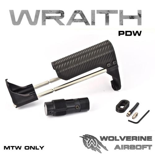 WOLVERINE AIRSOFT - MTW WRAITH PDW