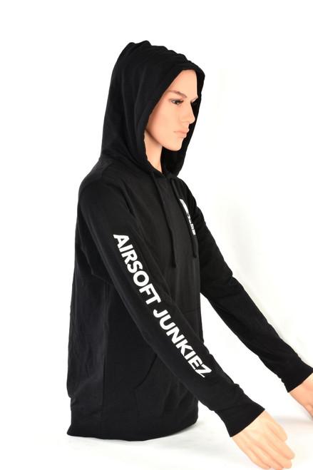 Airsoftjunkiez Black Hoodie