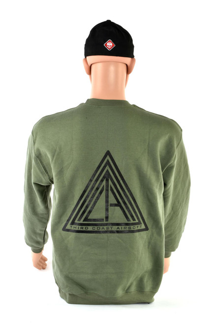 TCA Green Sweatshirt