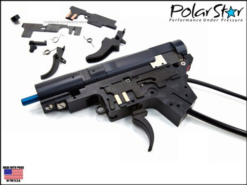 PolarStar Fusion Engine Gen 3 V2 (Red Nozzle and Poppet)