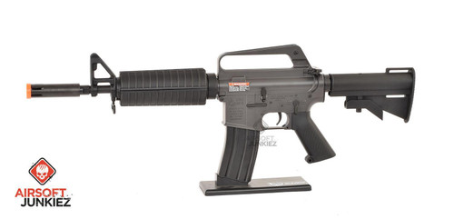 EMG Helios Colt Licensed Historic Models XM177E1 Airsoft AEG Rifle