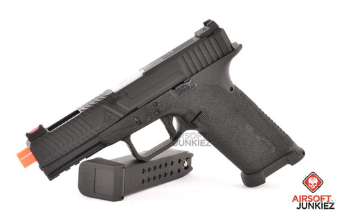 RWA Agency Arms Officially Licensed EXA Full Size Gas Blowback Airsoft Pistol