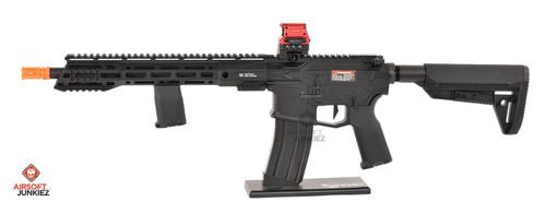 EMG Helios F4 Defense Licensed F4-15 ARS-L MLOK M4 Airsoft AEG Rifle - Black