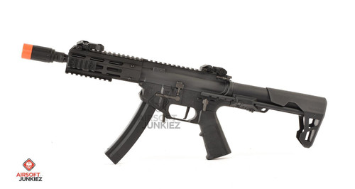 King Arms PDW 9mm SBR M-Lok Black