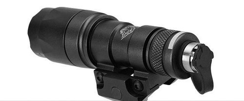 Bravo / Element Tactical CREE LED Scout Mini Weapon Light w/ Pressure Pad - Black