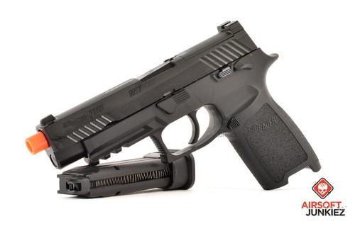 Sig Proforce M17 CO2 Blowback Pistol - Black