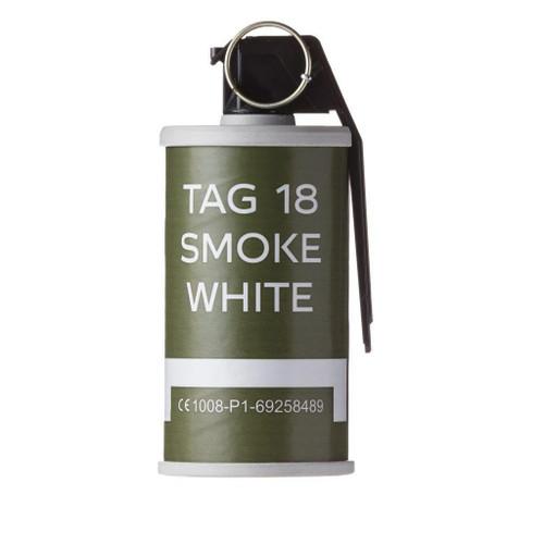 TAGinn 18 SMOKE WHITE - 6 pack