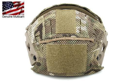 TMC Multicam Airframe AF Helmet Cover - Large