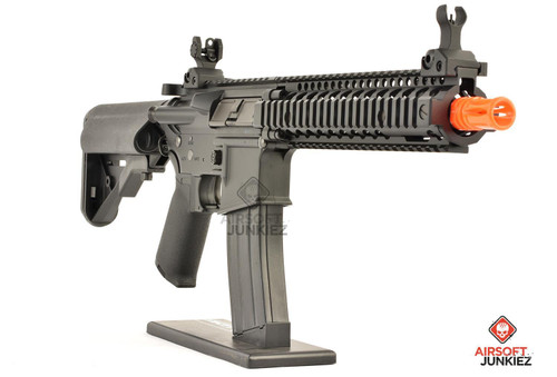 EMG Helios / CYMA Platinum QBS Daniel Defense DDM4   MK18 Black