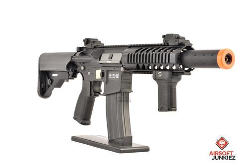 Specna Arms EDGE Series | Black CQB Suppressed (SA-E11-BLK)