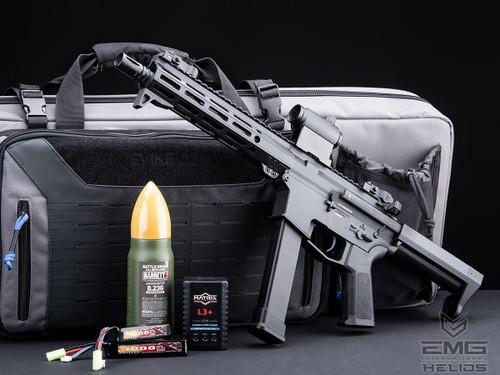 "EMG Helios Angstadt Arms UDP-9 Pistol Caliber Carbine G2 10.5"" / Security Detail Package"