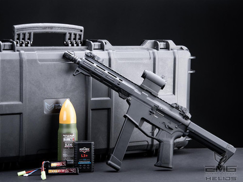 """EMG Helios Angstadt Arms UDP-9 Pistol Caliber Carbine G2 7.5"""" / PMC Package"""