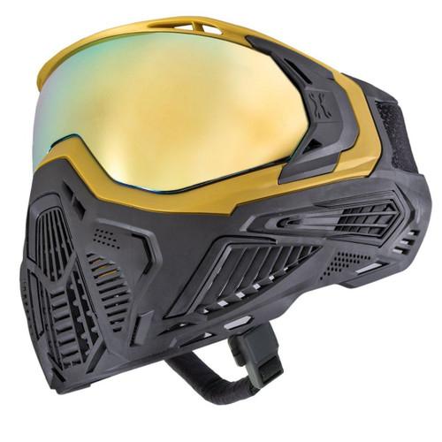 HK Army SLR Goggle -  Midas (Gold/Black) Gold Lens