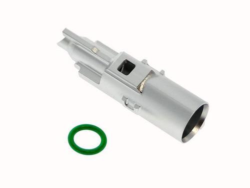 CowCow Technology CNC Aluminum High Flow Nozzle for TM Hi-Capa / 1911 Pistols