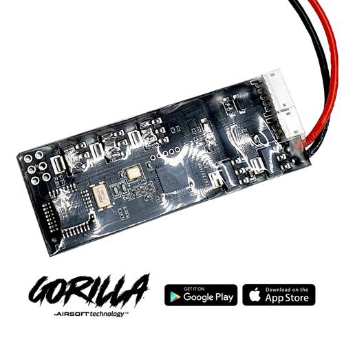 Gorilla Airsoft FCU with Bluetooth