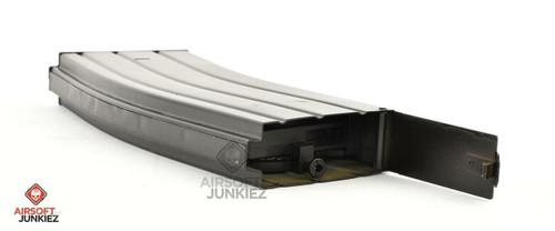 "Matrix Full Metal 360 round ""Flash Mag"" for M4 M16 Series Airsoft AEG"