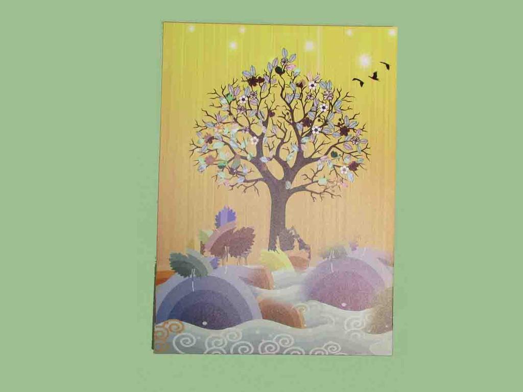 Modern art canvas wall decor  canvas  printed canvas wall decor  Autumn Tree