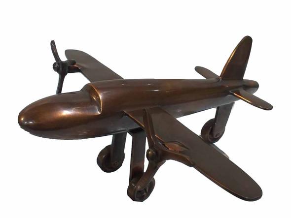 airplane vintage airplane  metal airplane