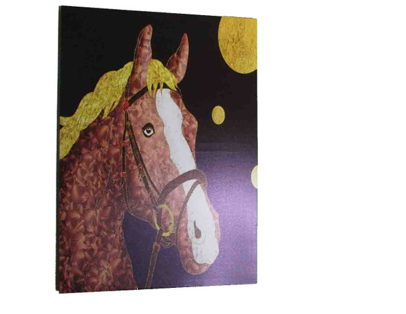 Horse printed canvas wall decor  canvas  printed canvas wall decor