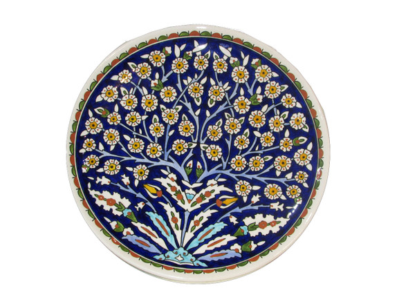 tree of life  wall plate  wall hanging