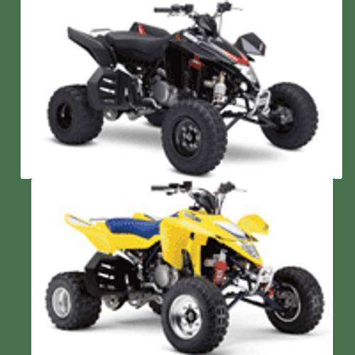 120 Piece Suzuki LT450 and LTZ400 sport ATV - Specbolt