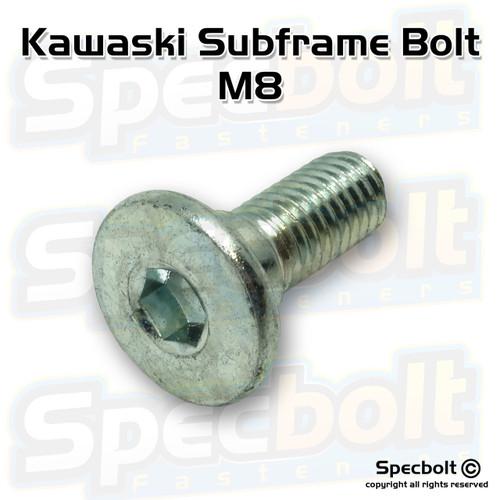 Kawasaki 1985-2020 Vulcan Ninja Bolt Flanged 10X41 92002-1468 New Oem