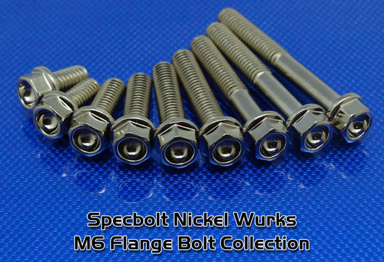 Nickel Wurks KTM Dress Up Bolt Kit