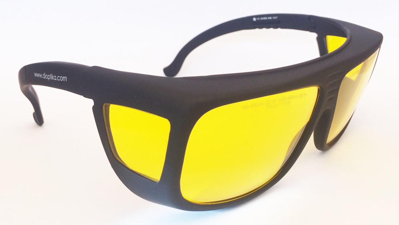 LG-628 445 nm Laser Safety Glasses