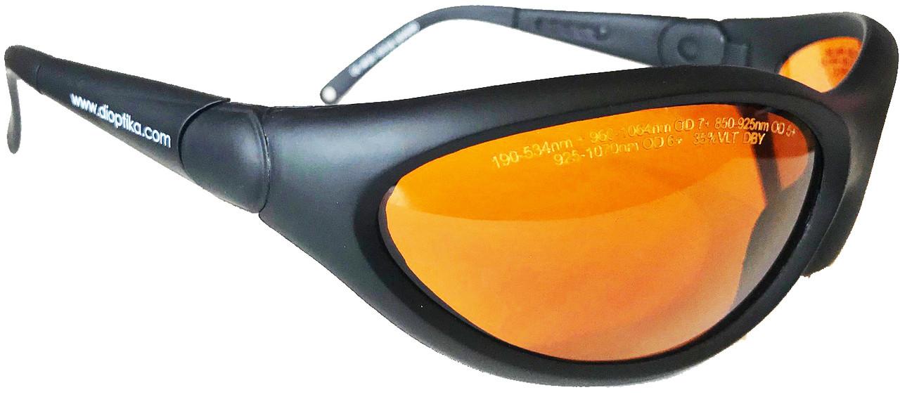 3178163c1e LG-003N Modern 1064nm   532nm YAG Laser Safety Glasses