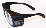 LG-080 - Holmium  YAG Fraxel 850-10600 nm Laser Safety Glasses