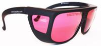 LG-118 Alexandrite Laser safety Glasses - 755nm & 810nm OD 7