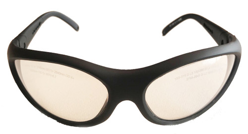 LG-014 Erbium Laser Safety Glasses - Front View
