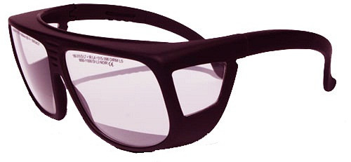 LG-016 IR Laser Safety Glasses - Fitover - 785nm, 810nm, 830nm