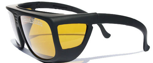 LG-002 755 nm 810 nm & 1064 nm OD 7+ Laser Safety Glasses Fitover