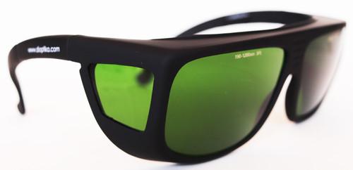 LG-011 IPL Eye Protection Glasses - 190-1200nm - Fitover - Australia