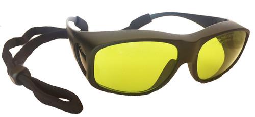 LG-023L 810nm Laser Safety Glasses, 808nm Laser Eyewear, 785nm Laser Protective goggles