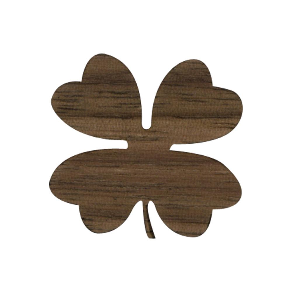 Wooden Shamrock Symbol