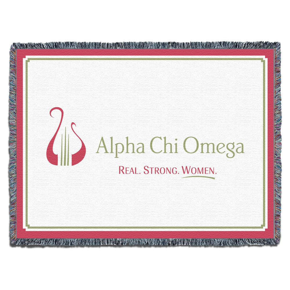 Alpha Chi Omega Strong Women