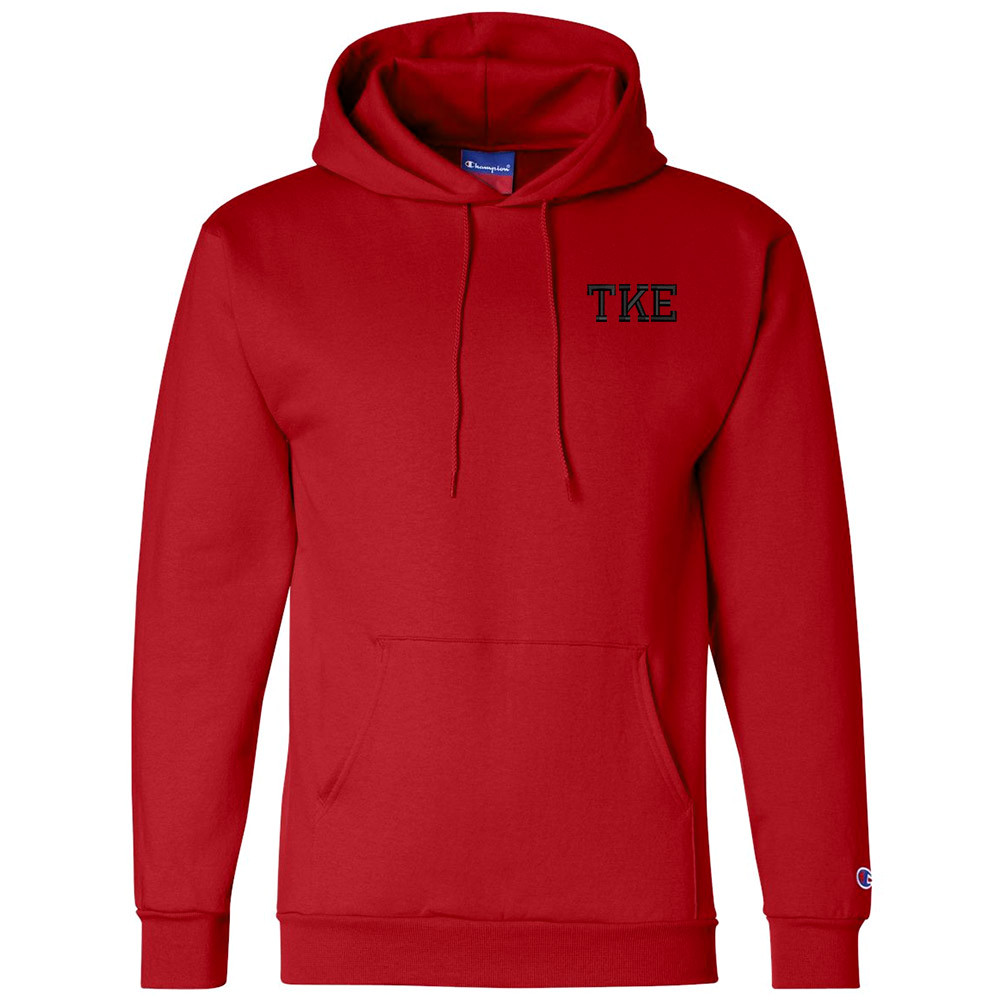 Fraternity & Sorority Embroidered Champion Hoodie