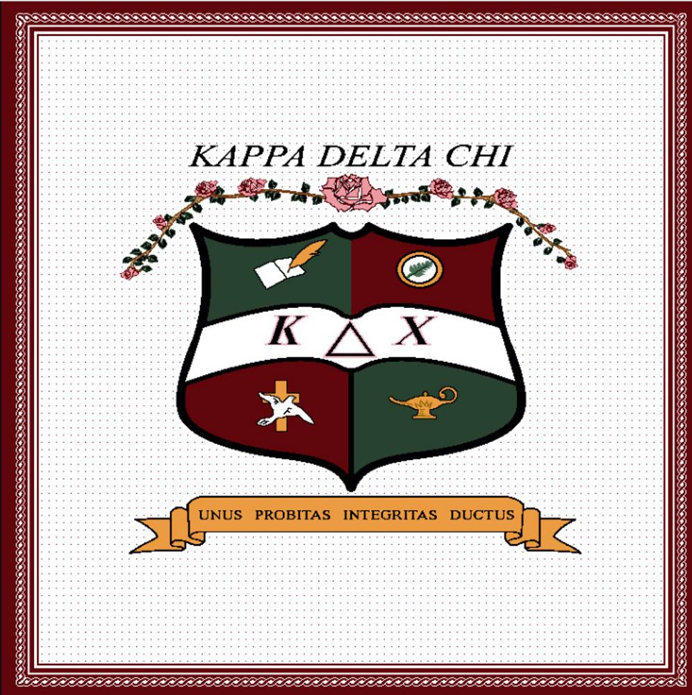 Kappa Delta Chi Afghan