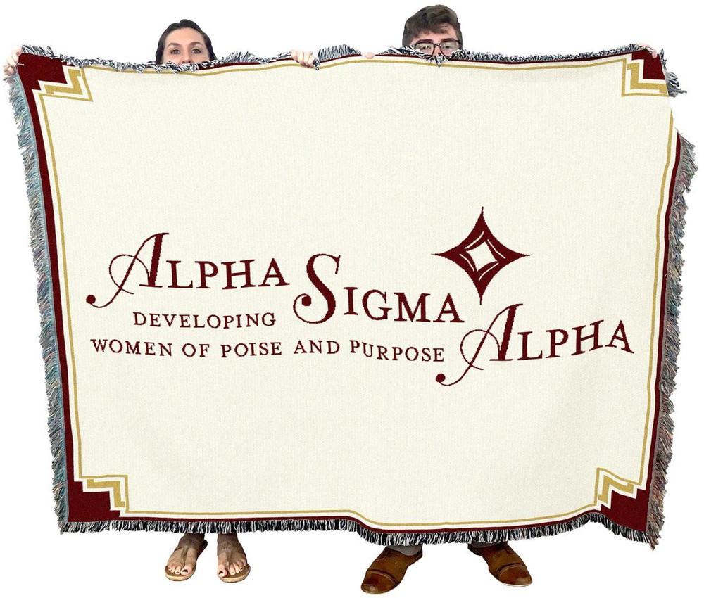 Alpha Sigma Alpha Tapestry