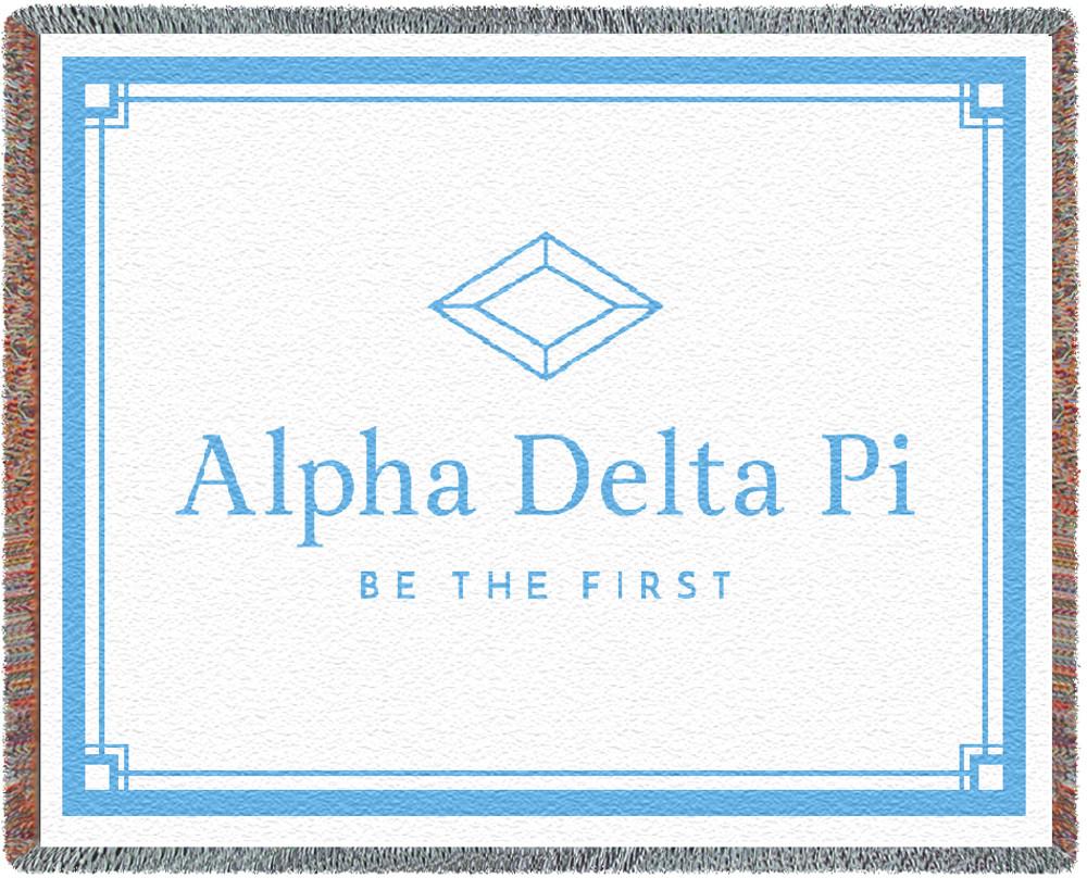 Alpha Delta Pi Tapestry/Throw