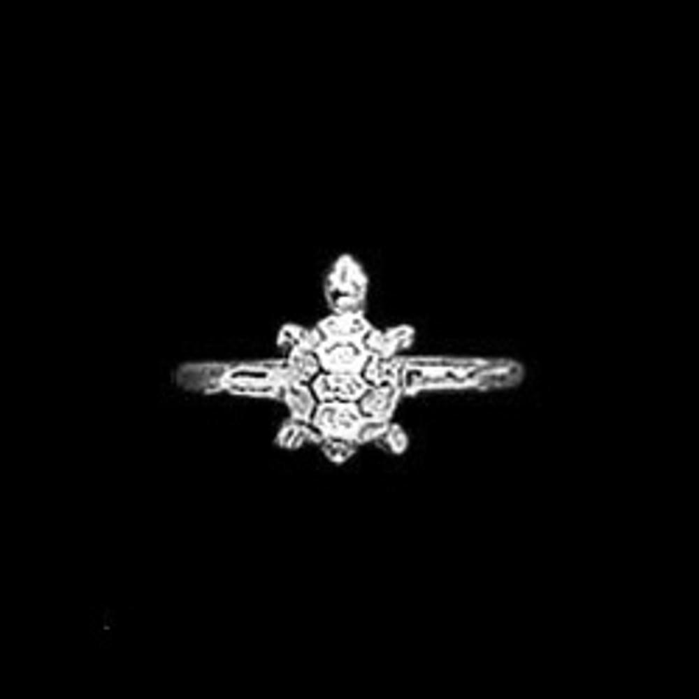 Sterling Silver Sorority Symbol Ring