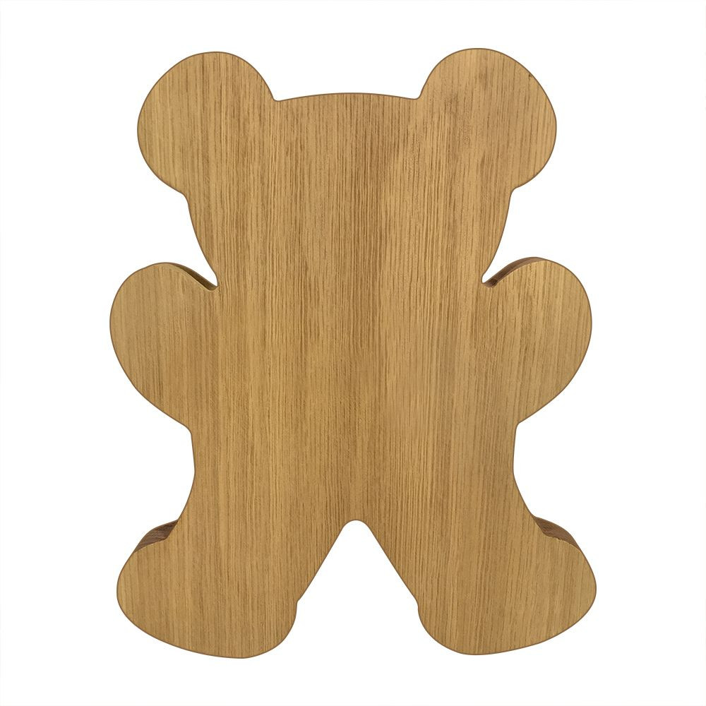 Alpha Phi Bear Board or Plaque