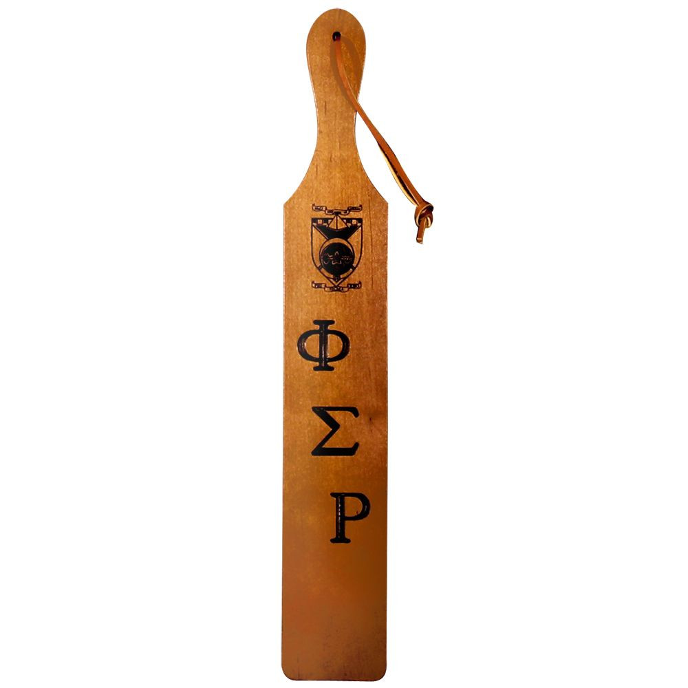 Custom Branded Value Paddle with Printed Crest
