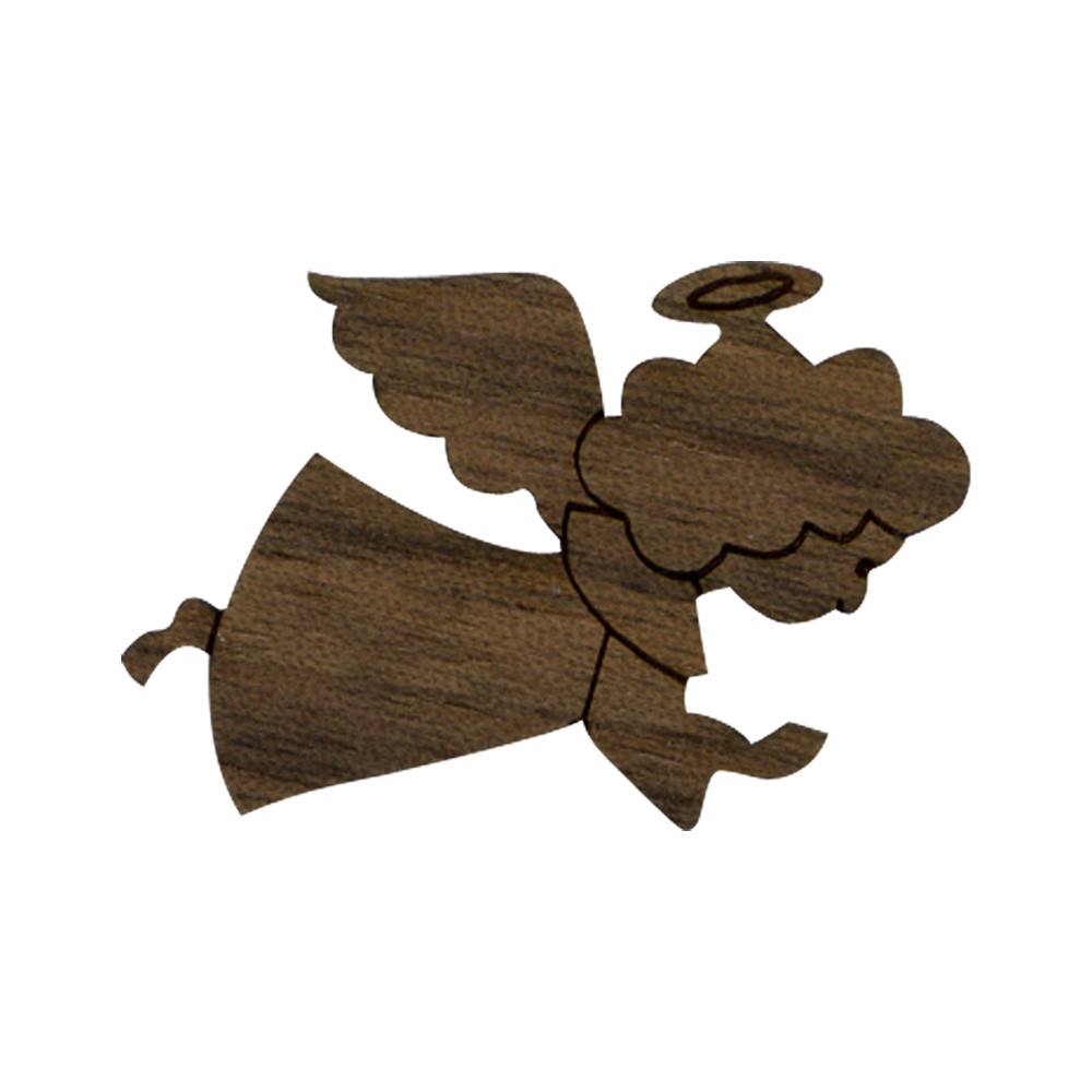 Wooden Angel Symbol